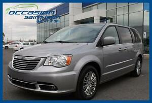 2016 Chrysler Town & Country TOURING-L  **CUIR, DVD**