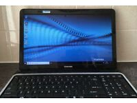 15 inch TOSHIBA L755 1.5GHz 4Gb 250Gb HDD Windows 10 Office laptop notebook