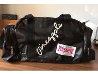 large Pineapple dance bag, black