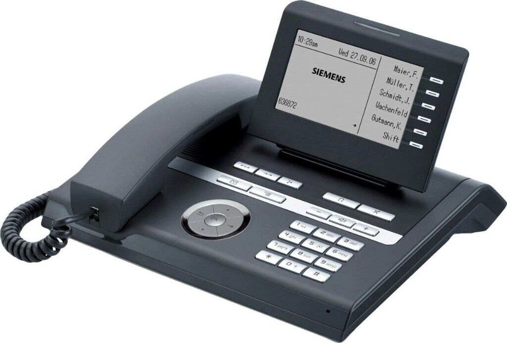 Siemens OpenStage 40 SIP Phone Telephone | in Milnrow, Manchester | Gumtree