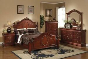 GRAND SALE ON BEDROOM SETS!!! SPECIAL REDUCED PRICE (AD 522)