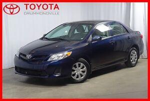 2013 Toyota Corolla CE/MANUEL/GR.ELECTRIQUE/