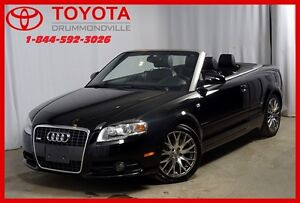 2009 Audi A4 S-LINE/ DECAPOTABLE / IMPECCABLE