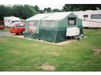 Conway Excell Trailer Tent with Awning