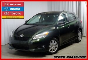 2012 Toyota Matrix BAS KM/AIR CLIM