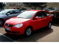 2007 57 VOLKSWAGEN VW POLO S 1.4TDI DIESEL, 72MPG, £30 ROAD TAX, FULL HISTORY, LONG MOT.
