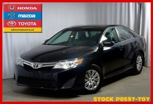 2014 Toyota Camry LE/CAM RECUL / BLUETOOTH