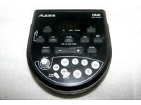 Alesis DM6 , High Definition Drum Module with 108 Dynamic Articulation Sounds + Power Supply.