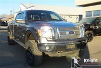2011 Ford F-150 Lariat Heated Leather Sunroof Remote Start