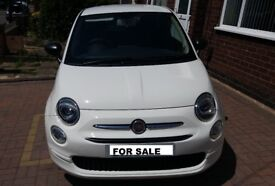 Fiat 500 -Private Owner