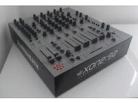 Allen & Heath Xone:92 6 Channel Club DJ Mixer Pro Quality Audio Awesome Sound EQs Filters Pioneer
