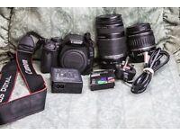 Canon EOS 550D Camera Bundle