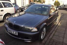 Bmw 325ci auto m sport spares or repairs