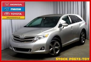 2013 Toyota Venza V6 AWD !! Mags 20 pouces !! Impeccable