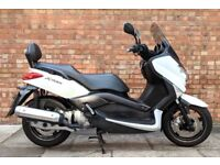 Yamaha Xmax 125, One owner form new - only 8600 miles