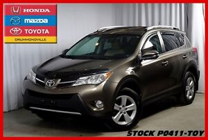 2014 Toyota RAV4 XLE/AWD/TOIT OUVRANT/MAGS
