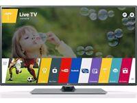 "50 INCH LG 50LF652V 50"" 3D Smart Full HD 1080p LED TV Wi-Fi & Freeview HD & Freesat HD"