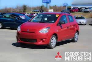 2015 Mitsubishi Mirage ES! AUTO! AIR! WARRANTY TO 2025!