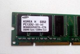 Desktop Memory (Apple, G4, Mac, Power PC, G5, PCI 133, PCI 100 & Pentium II, Pentium 3)