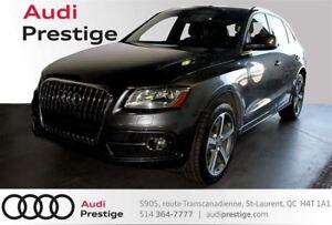 2014 Audi Q5 S-LINE B&O 20''