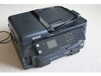 Epson WorkForce WF-3520 4-in-1 Printer with Double-sided Printing