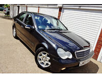 ** Cheap 2003 03 Mercedes C220 CDi Classic Se Auto Diesel **