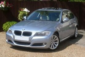 *REDUCED* 2009/59 BMW 320d SE Business Edition - Leathers + Heated Seats + Sat Nav + Wood Trim. FSH