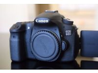 Canon 60D + Canon 18-135 EFS Lens + Battery Grip (2247 Shutter Count)