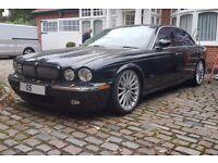 Jaguar XJ sovereign 2.7 twin turbo tdvi Diesel 2005 sat nav, dvd, tv