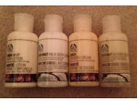 Body shop products - unopened