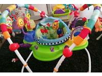 Little einstein jumperoo activity centre