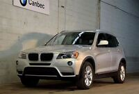 2013 BMW X3 xDrive28i | PREMIUM PACK | CERTIFIED | LOW KMS