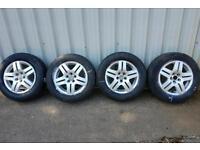 Vw mk4 golf alloys/ alloy wheels