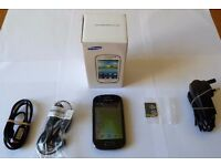 A SAMSUNG GALAXY FAME GT-S6810 - - FAULTY FOR SPARES-CRACKED SCREEN