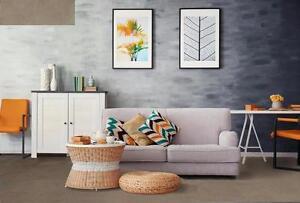 Upgrading Basement - a Warmest Place with Cork Flooring + Cork Underlayment Naturally Repels Moisture Keep Mold Away