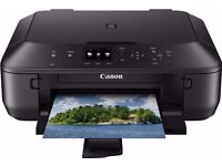 Canon PIXMA MG5650 All-in-One Inkjet Printer With Full NEW Ink !!!