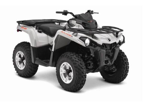 Used 2015 Can-Am Outlander L 500 DPS