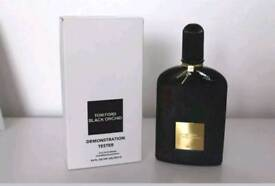 ***!!!FREE DELIVERY!!!*** NEW TOM FORD BLACK ORCHID TESTERS: UNISEX, 100ML, EDP