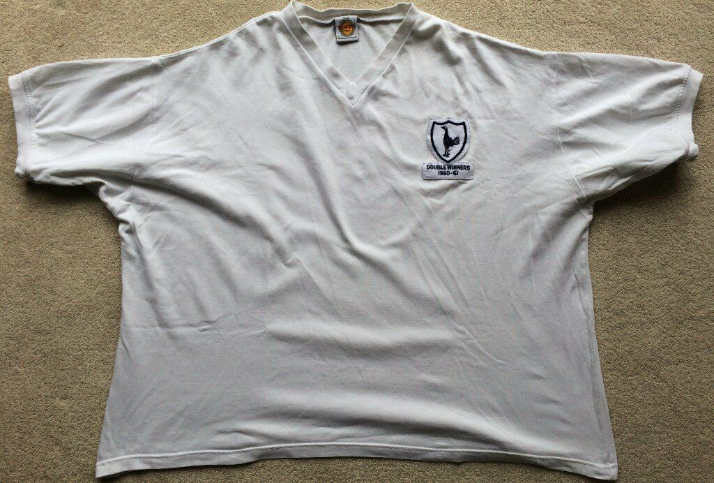 hot sale online c1833 1a4e3 HUGE RETRO GENUINE TOFFS TOTTENHAM HOTSPUR THFC SPURS SHIRT TOP JERSEY  VINTAGE FOOTBALL SOCCER KANE | in Tunbridge Wells, Kent | Gumtree
