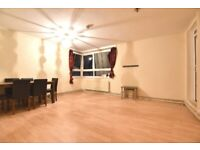 FAMILY 3 BED FLAT DOUBLE BEDROOMS IN SHADWELL AVAILABLE NOW (DSS ACCEPTED)
