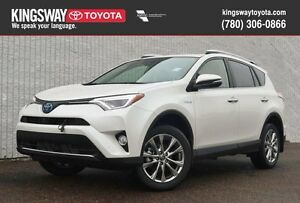 2016 Toyota RAV4 Hybrid Limited Technology Package