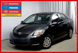 2009 Toyota Yaris SEDAN/AIR CLIM/GR.ELECTRIQUE