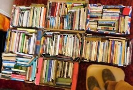 400 NON FICTION FAMILY LIBRARY BOOK COLLECTION CRAFTS NURSING FOOD TRAVEL PSYCHOLOGY ART CROCHET etc