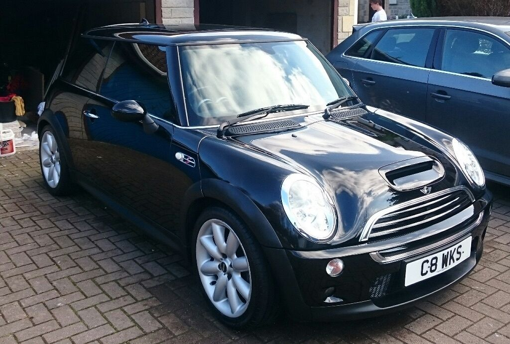 2003 mini cooper s john cooper works deposit taken in radstock somerset gumtree. Black Bedroom Furniture Sets. Home Design Ideas
