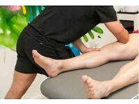 Ipswich based male masseuse