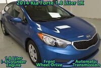 2014 Kia Forte 1.8L LX, LOCAL, NO ACCIDENTS, KEYLESS ENTRY