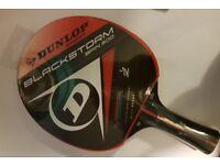 Table Tennis bat Dunlop BlackStorm