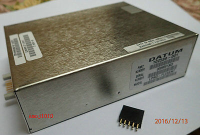 Rubidium Datum Lpro-flexent 10.00000000mhz Oscillator Longer Lamp Life Dc24v