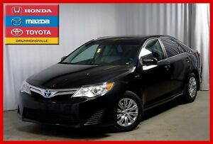 2012 Toyota Camry Hybrid HYBRIDE/AIR CLIM/CRUISE
