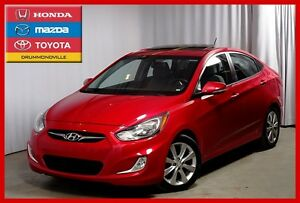 2012 Hyundai Accent GLS/TOIT OUVRANT/MAGS